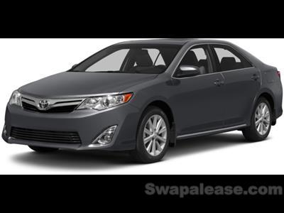 2014 Toyota Camry lease in Houston,TX - Swapalease.com