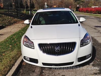 2012 Buick Regal lease in Indianapolis,IN - Swapalease.com
