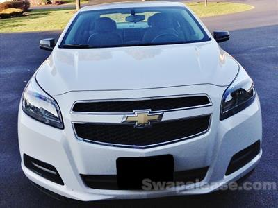 2013 Chevrolet Malibu lease in youngstown,OH - Swapalease.com
