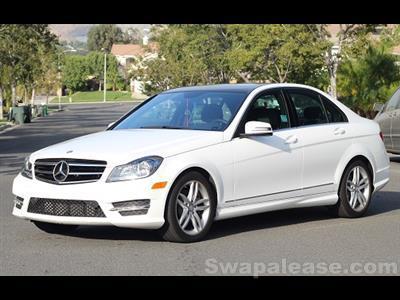 2014 Mercedes-Benz C-Class lease in Corona,CA - Swapalease.com