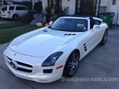 2012 Mercedes-Benz SLS-Class lease in Metairie,LA - Swapalease.com