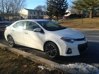 2014 Toyota Corolla lease in Lancaster,PA - Swapalease.com