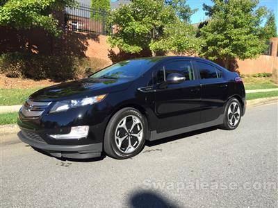 2013 Chevrolet Volt lease in Raleigh,NC - Swapalease.com