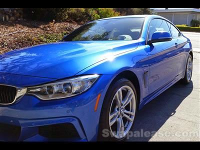 2014 BMW 4 Series lease in Monterey,CA - Swapalease.com