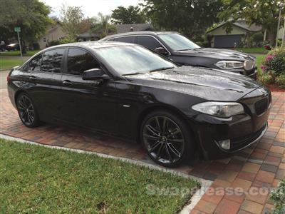2013 BMW 5 Series lease in coral springs,FL - Swapalease.com