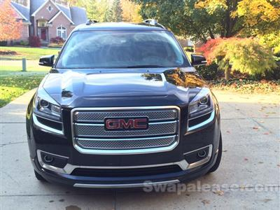 2013 GMC Acadia lease in South Lyon,MI - Swapalease.com