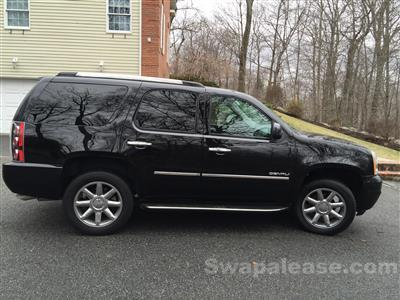 2013 GMC Yukon lease in Kinnelon,NJ - Swapalease.com