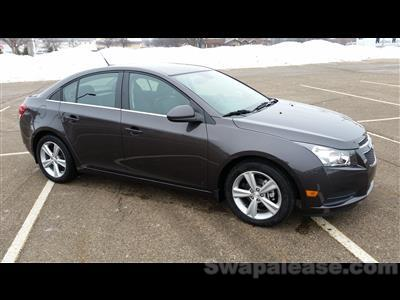 2014 Chevrolet Cruze lease in Pinconning ,MI - Swapalease.com