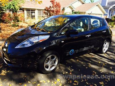 2012 Nissan LEAF lease in Ashland,OR - Swapalease.com