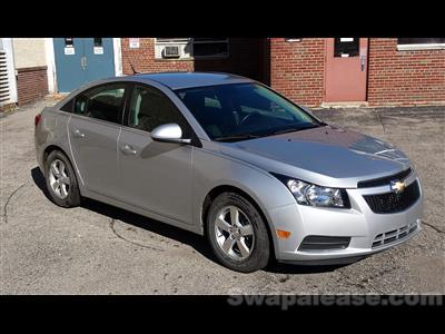 2014 Chevrolet Cruze lease in Holly,MI - Swapalease.com
