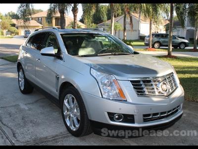 2013 Cadillac SRX lease in Orlando,FL - Swapalease.com