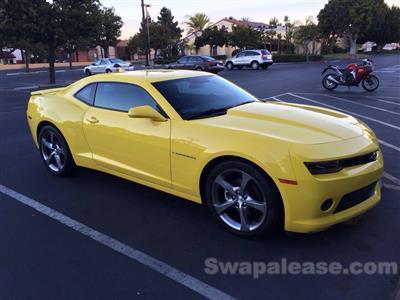 2014 Chevrolet Camaro lease in Los Angeles,CA - Swapalease.com