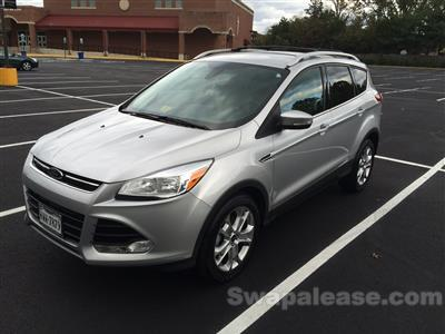 2014 Ford Escape lease in Fairfax,VA - Swapalease.com