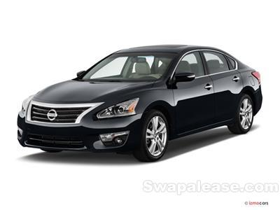 2013 Nissan Altima lease in Jersey City,NJ - Swapalease.com