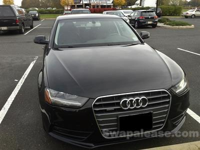 2014 Audi A4 lease in Cream Ridge,NJ - Swapalease.com