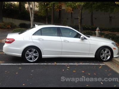 2013 Mercedes-Benz E-Class lease in atlanta,GA - Swapalease.com