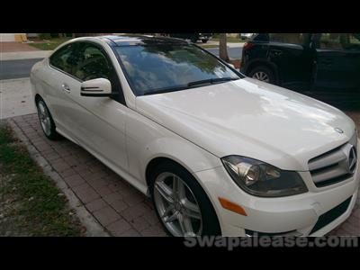 2013 Mercedes-Benz C-Class lease in Doral,FL - Swapalease.com