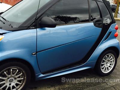 2014 smart fortwo lease in Roseville ,CA - Swapalease.com