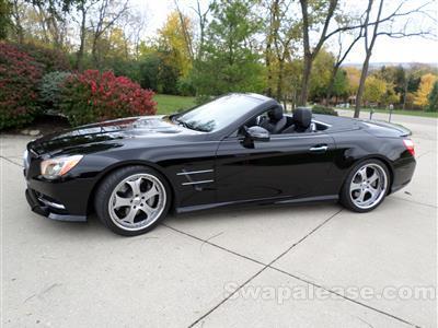 2014 Mercedes-Benz SL-Class lease in Cincinnati,OH - Swapalease.com