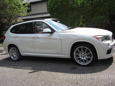 2013 BMW X1 lease in Ridgewood,NJ - Swapalease.com
