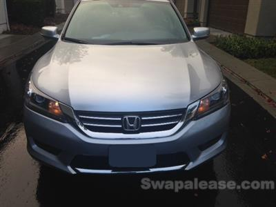 2014 Honda Accord lease in San Ramon,CA - Swapalease.com