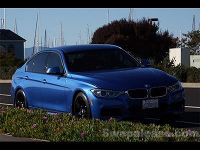2013 BMW 3 Series lease in Berkeley,CA - Swapalease.com