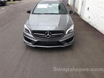 2014 Mercedes-Benz CLA-Class lease in pittsburgh,PA - Swapalease.com