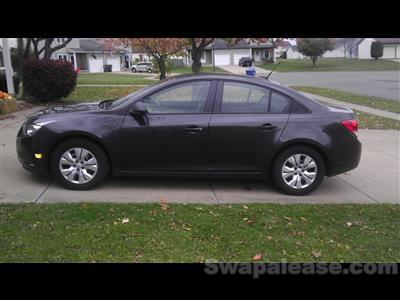 2014 Chevrolet Cruze lease in Louisville,OH - Swapalease.com