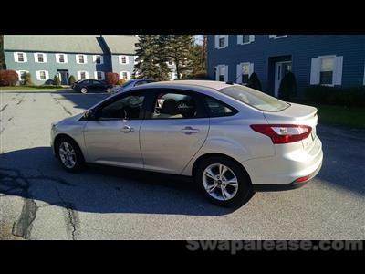 2014 Ford Focus lease in South Burlington,VT - Swapalease.com