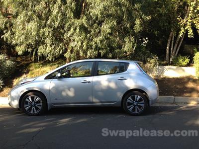 2013 Nissan LEAF lease in Burbank,CA - Swapalease.com
