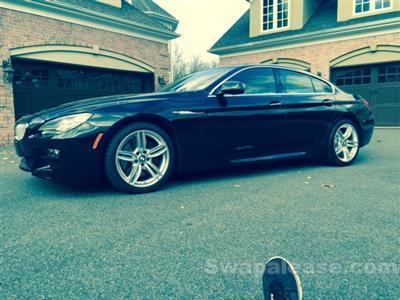 2013 BMW 6 Series lease in Pluckemin,NJ - Swapalease.com