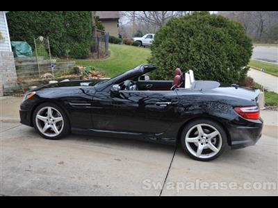 2014 Mercedes-Benz SLK-Class lease in Rochester,MN - Swapalease.com