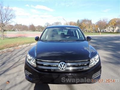 2014 Volkswagen Tiguan lease in Detroit,MI - Swapalease.com