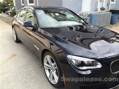 2014 BMW 7 Series lease in Brooklyn,NY - Swapalease.com