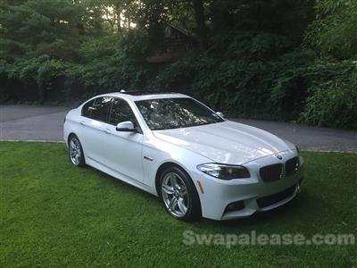 2014 BMW 5 Series lease in Port Jefferson,NY - Swapalease.com
