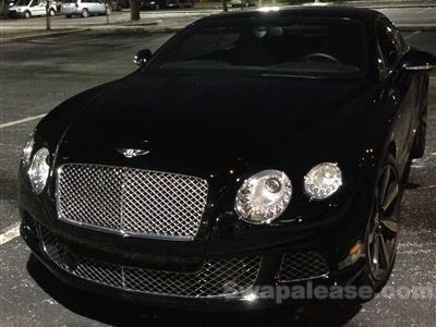 2013 Bentley Continental GT Speed lease in Tampa,FL - Swapalease.com