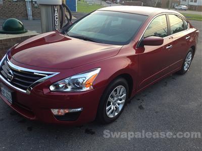 2014 Nissan Altima lease in Mcgaheysville,VA - Swapalease.com