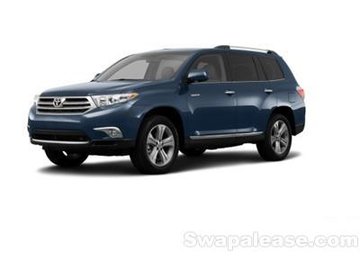 2013 Toyota Highlander lease in Warners,NY - Swapalease.com