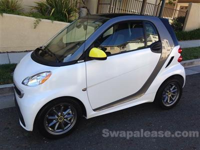 2014 smart fortwo lease in San Jose,CA - Swapalease.com