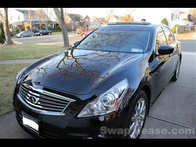 2013 Infiniti G37 Sedan lease in Massapequa,NY - Swapalease.com