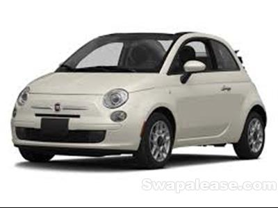 2013 Fiat 500 lease in New York,NY - Swapalease.com