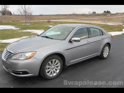 2013 Chrysler 200 lease in Suttons Bay,MI - Swapalease.com