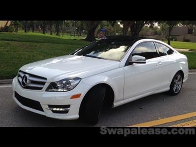 2013 Mercedes-Benz C-Class lease in Palm Beach Gardens,FL - Swapalease.com