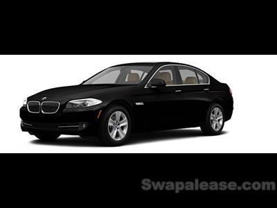 2013 BMW 5 Series lease in Oak Park,MI - Swapalease.com
