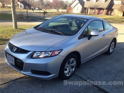 2013 Honda Civic lease in Centervillle,OH - Swapalease.com