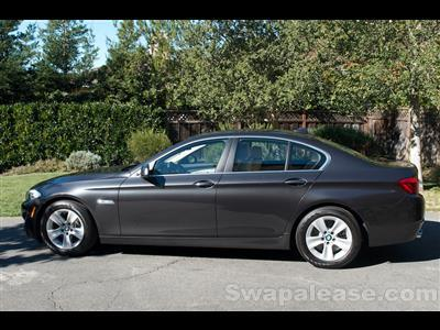 2013 BMW 5 Series lease in orinda,CA - Swapalease.com