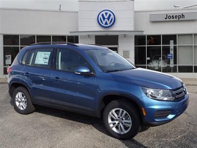 2017 Volkswagen Tiguan lease in Cincinnati,OH - Swapalease.com