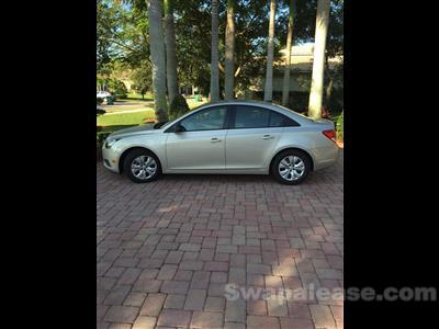 2014 Chevrolet Cruze lease in Davie,FL - Swapalease.com