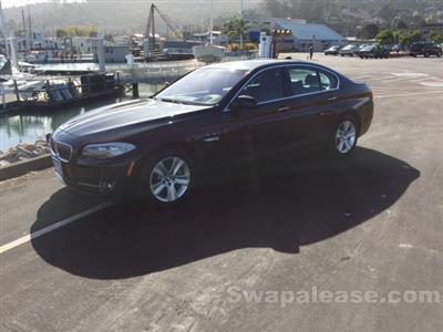2013 BMW 5 Series lease in Sausalito,CA - Swapalease.com