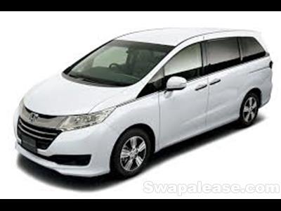 2014 Honda Odyssey lease in Livermore,CA - Swapalease.com